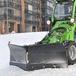 V形除雪铲 / 液压调节