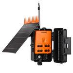 控制阀灌溉编程控制器 / 中央支轴式喷灌机 / 无线 / 太阳能